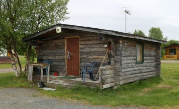 12 cabin